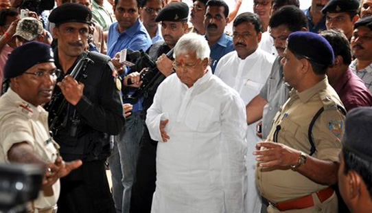 Fodder scam case: Lalu Prasad Yadav sentenced to 5 years in jail,ceases to be MP